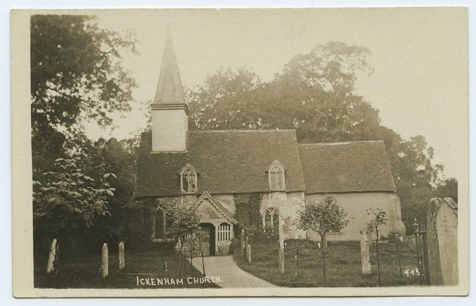 St Giles' Church Ickenham