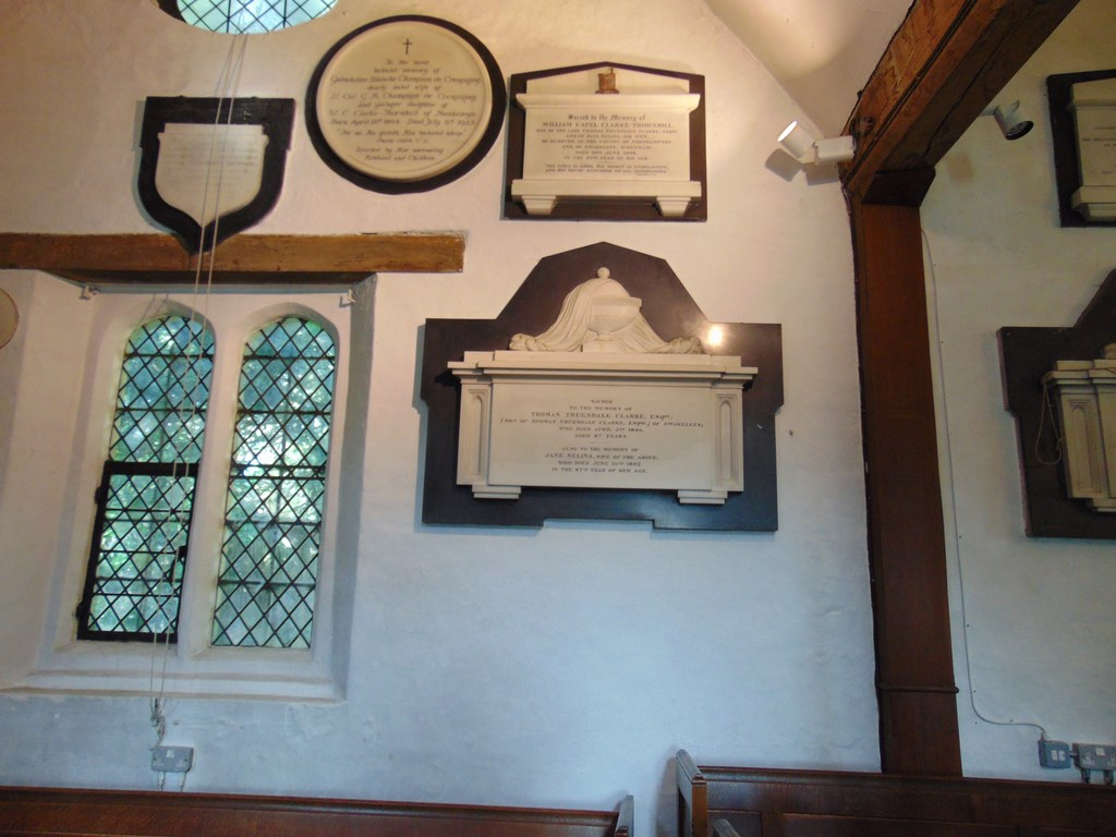 St Giles Church Interior