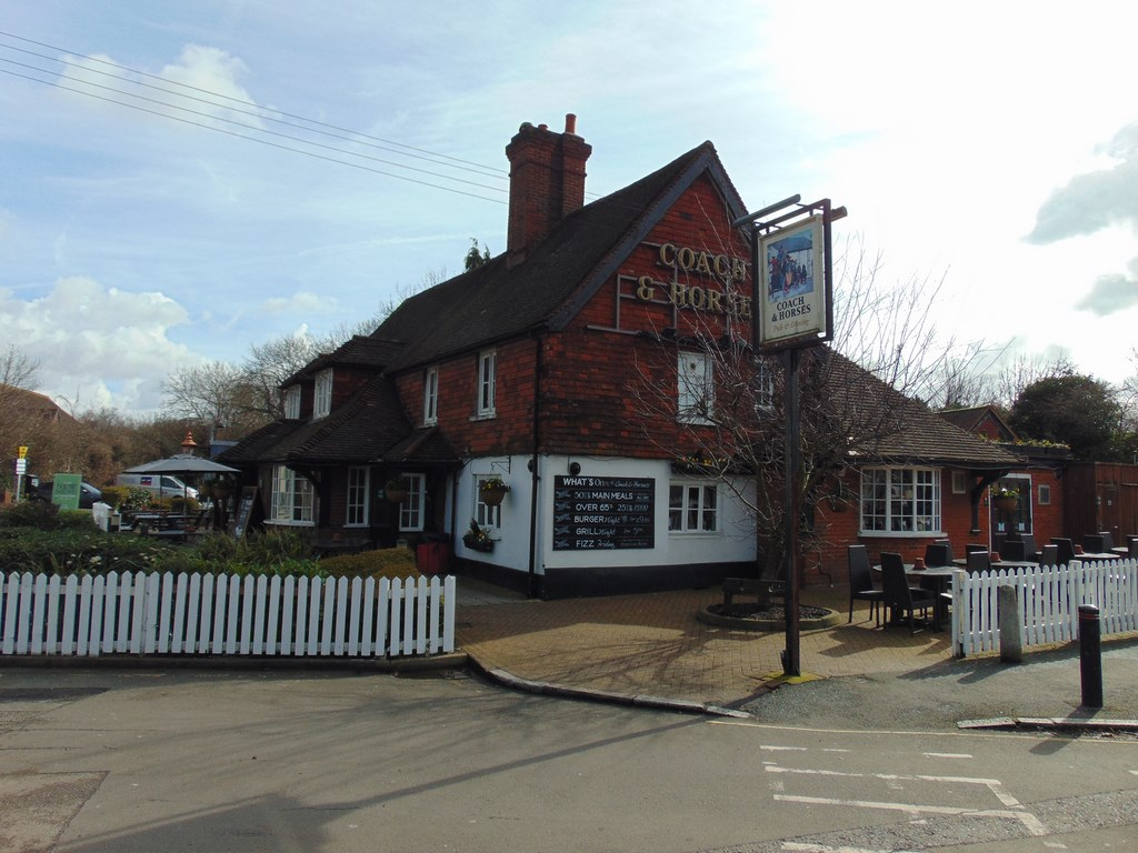 Coach And Horses Ickenham