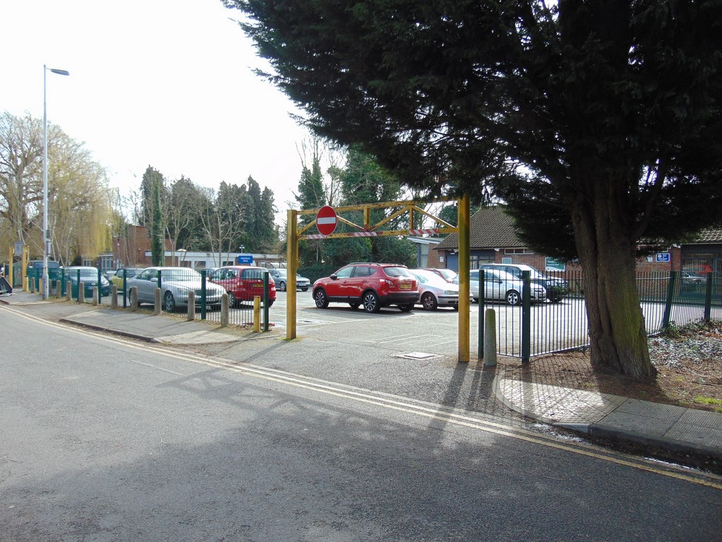 Community Close Car Park