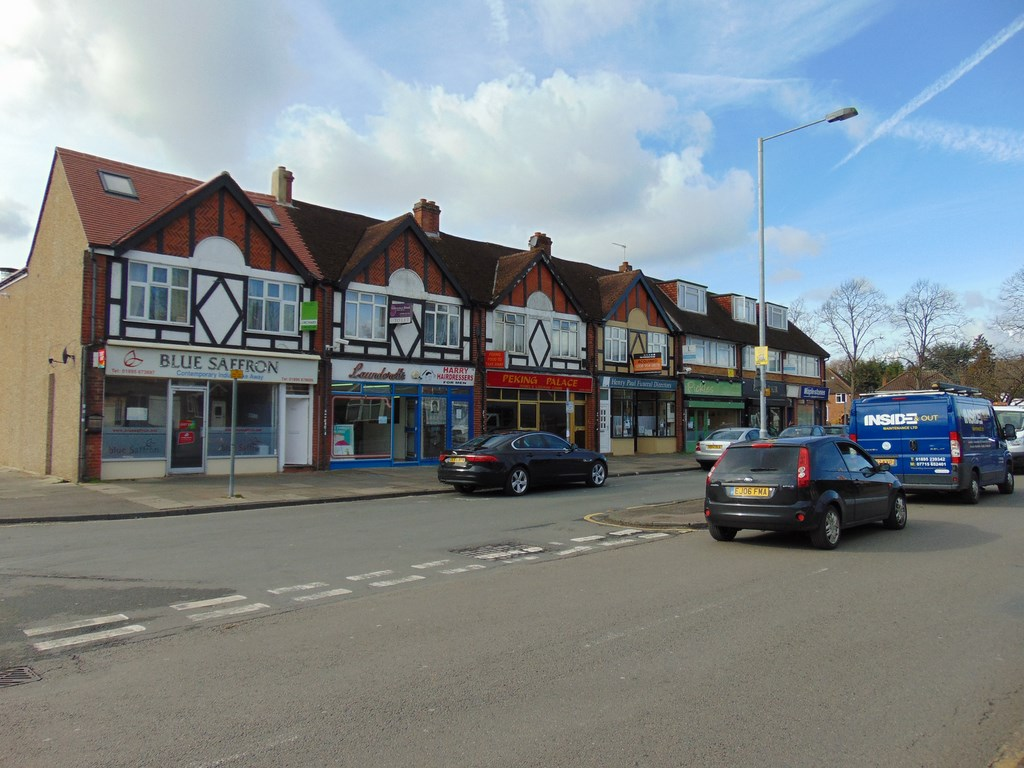 Shops In Glebe Avenue Ickenham