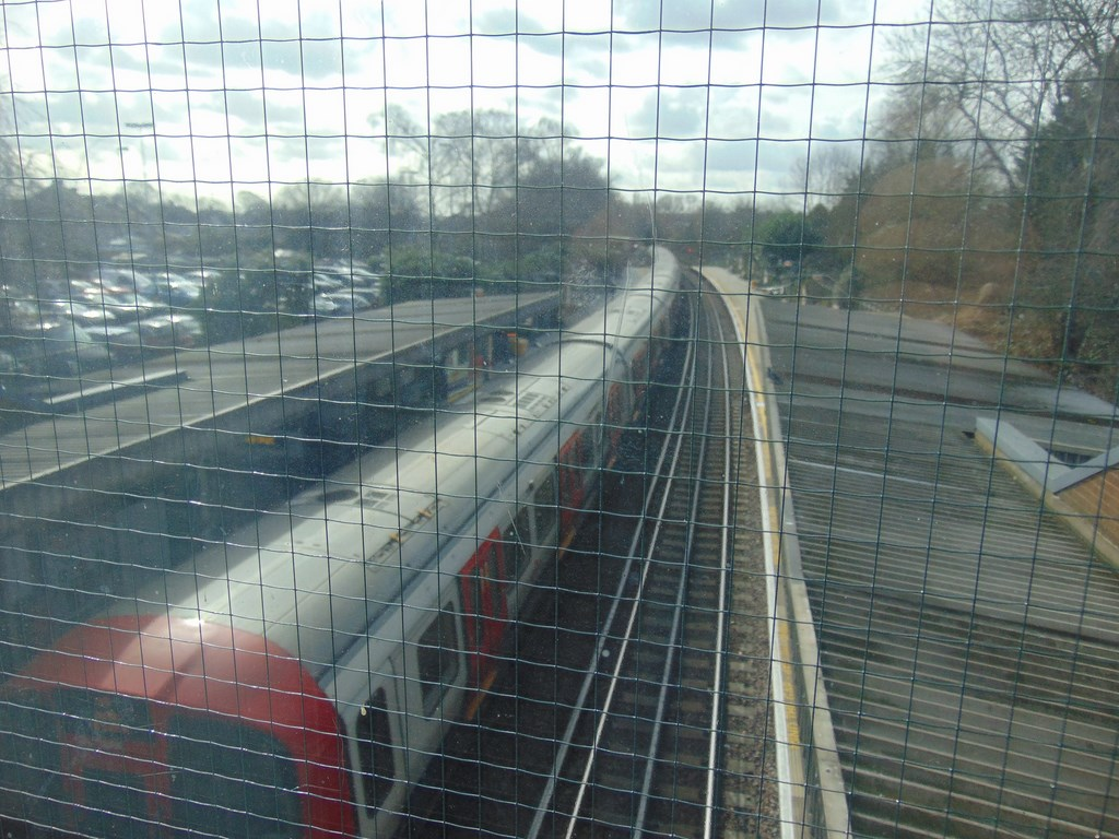 Ickenham Station View